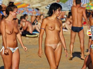Young Bulgarian naturists hidden cam
