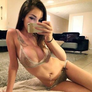 Hot American students panties selfies